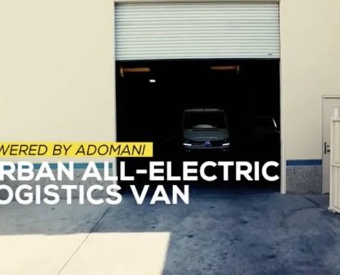 Cover Image for EV Van Marketing Campaign
