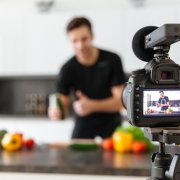 Image of video blogger for engaging videos article - Allen Stafford