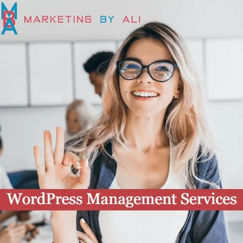 WordPress Management Services