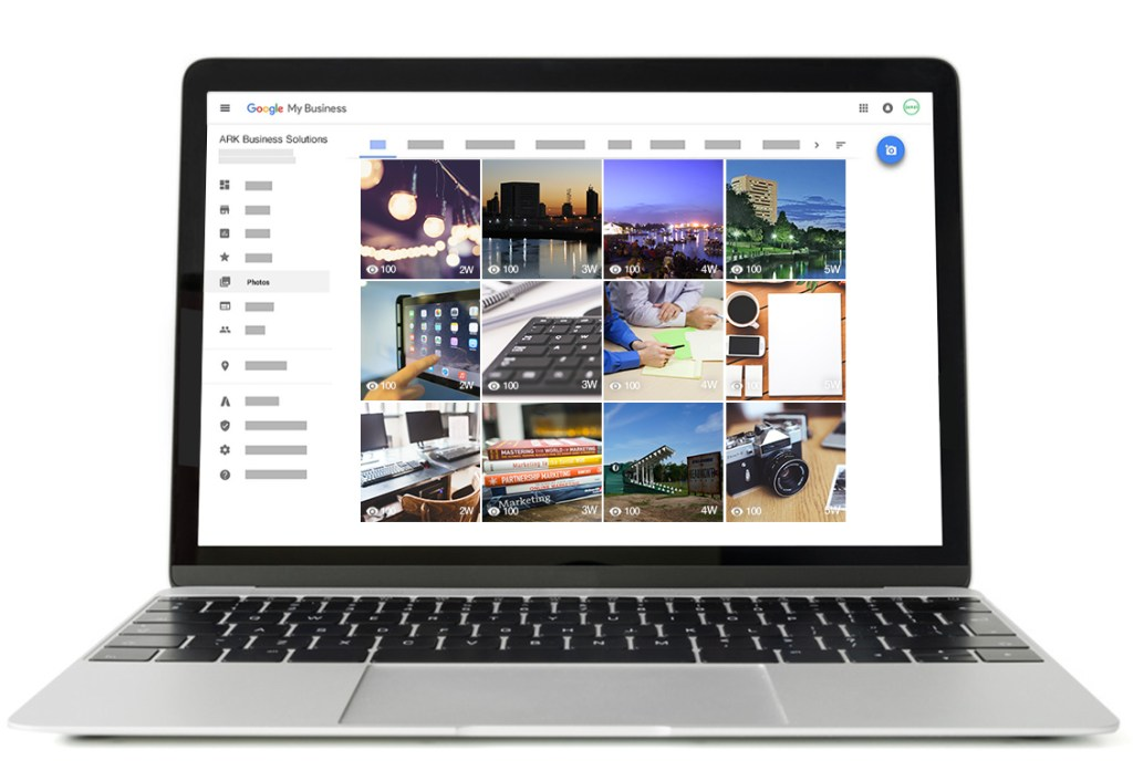 Google My Business Add Images Feature