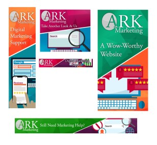 ARK ad samples