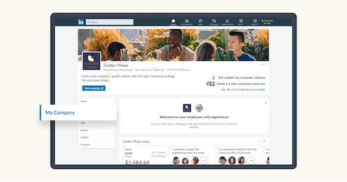 New Updates To LinkedIn Pages For Your Business