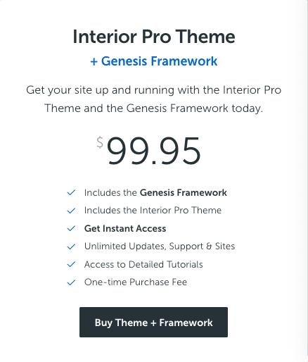 best interior design wordpress themes