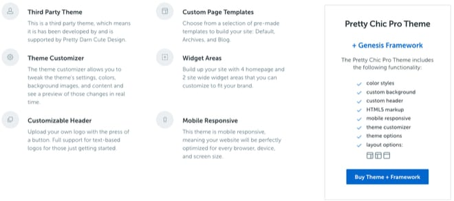 wordpress theme with ad space