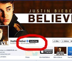 Como Autenticar uma Fan Page no Facebook?