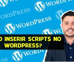 Como Inserir o Script de Chat, Facebook, Google no WordPress