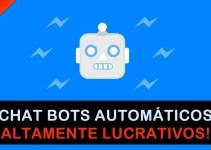 Crie Chat Bots no Facebook Altamente Lucrativos