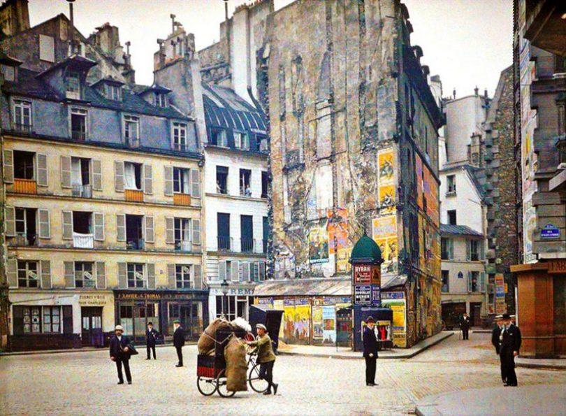 Fotos antigas de Paris (4)