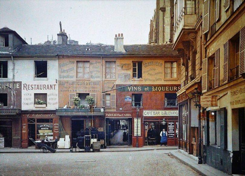 Fotos antigas de Paris (9)