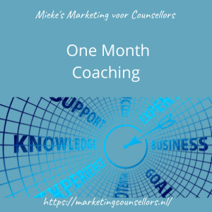 one month of coaching