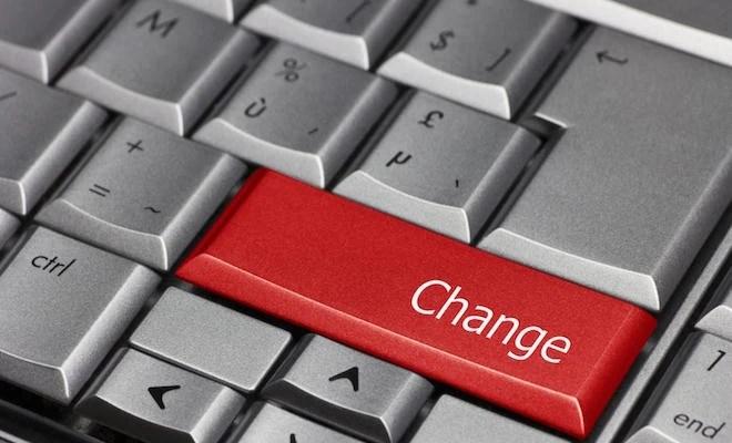 Computer change 660x400