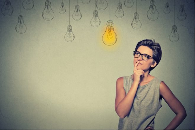Bright ideas for innovation and better design