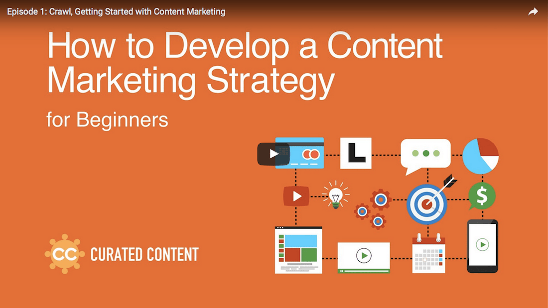 This three part series provides clear direction for Modern Marketers looking to develop their Content Marketing strategy.