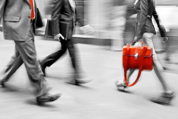 Women bag man tie red 1