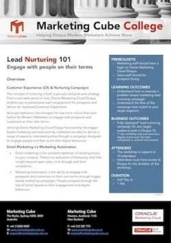 FP 20180101 OMC Lead Nurturing 101 - Marketing Cube College 300x425pxl