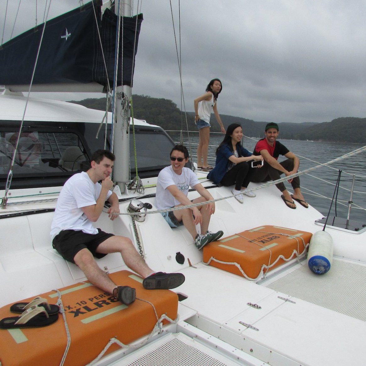 Marketing Cube 2015 Pittwater Christmas Cruise 1200x1200pxl