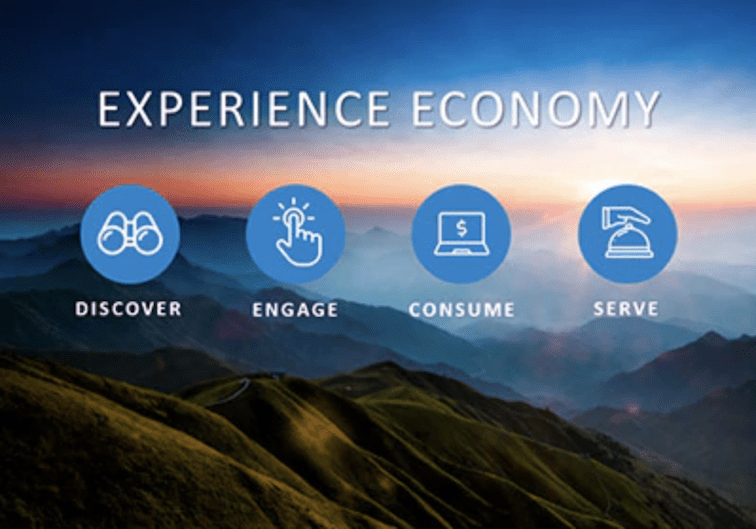 Experience Economy 4 components 756pxl