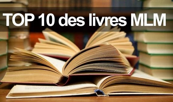 top 10 meilleurs livres MLM