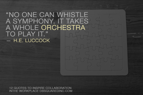no one can whistle a symphony quote