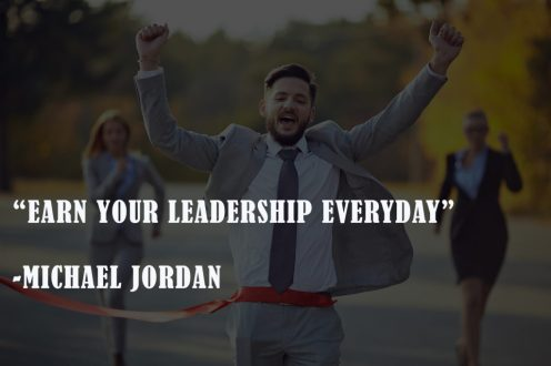 Michael Jordan New Year leadership quotes