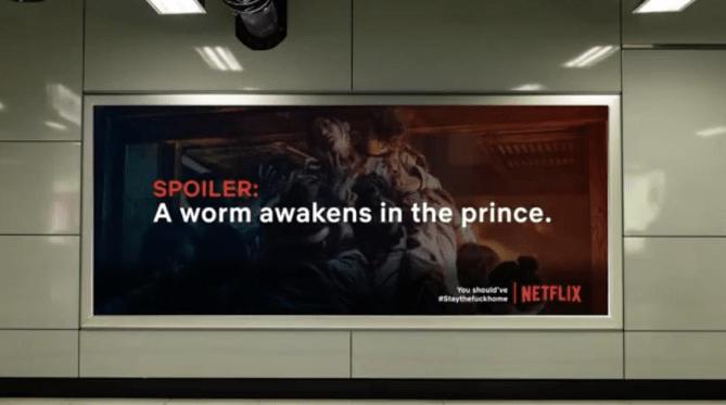 Netflix y el coronavirus