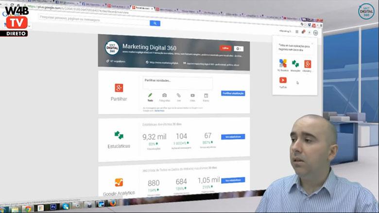 Notícias Marketing Digital 360 - Episódio 1