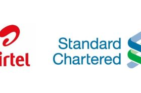Airtel and Standard Chartered