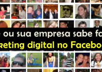O que é Facebook marketing?