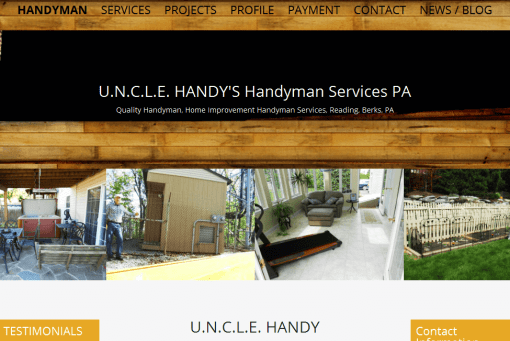 UNCLE HANDY HANDYMAN PA