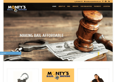 Monty's Bail Bonds Licensed Bail Bond Agency