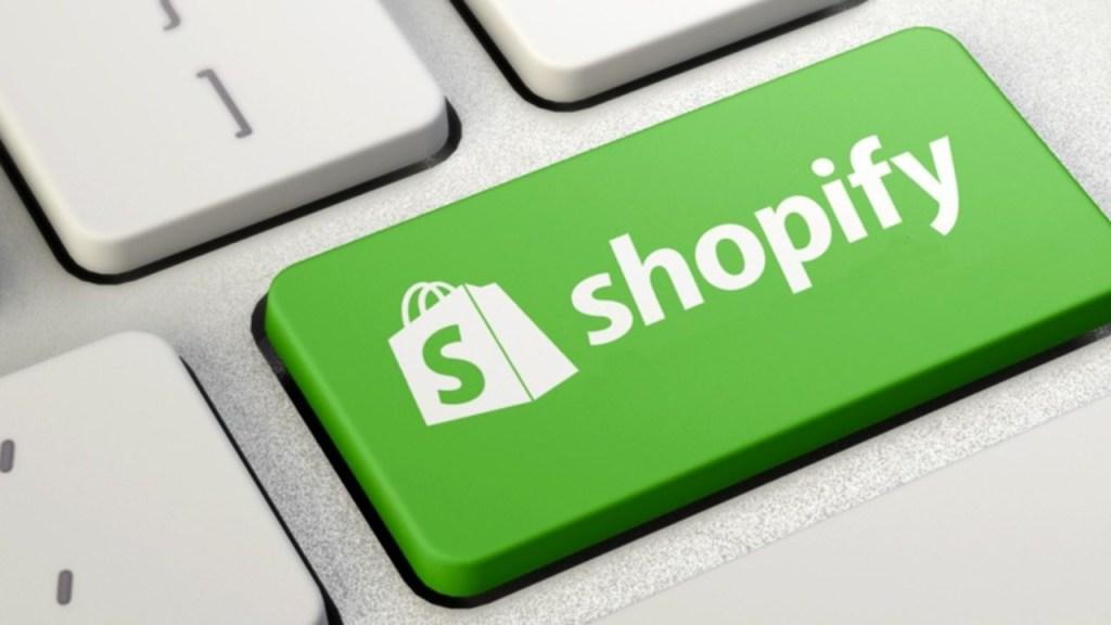 Logo da plataforma para ilustrar o artigo como colocar CPF no Shopify.