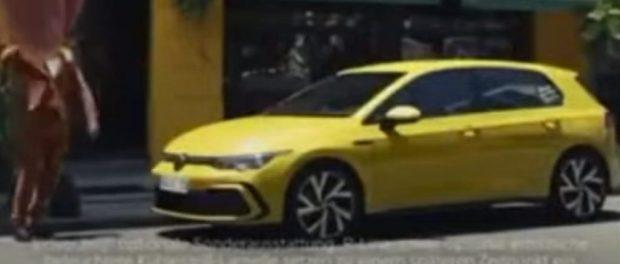 Volkswagen advert
