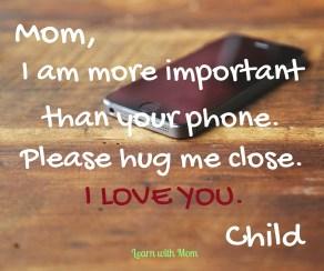 Mom, (1)