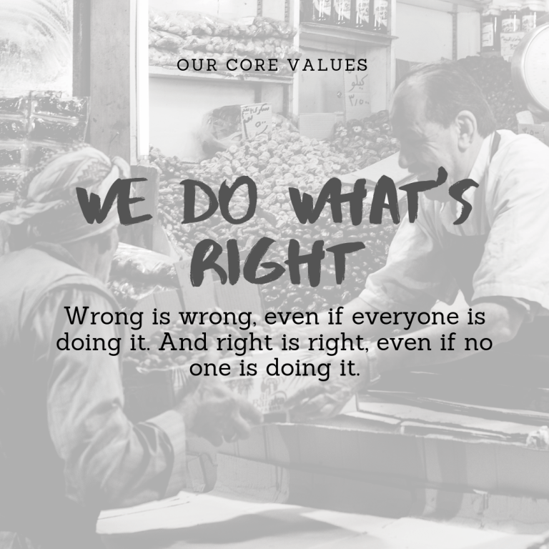 Our Core Values 4