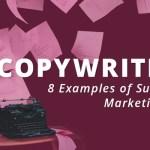 Copywriting for the internet