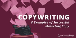 Copywriting for the internet