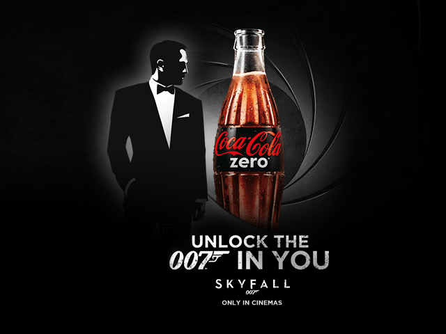 Unlock The 007 In You. You have 70 seconds' for 'Skyfall'