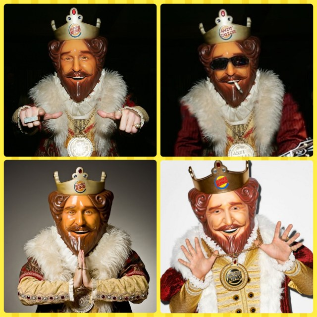 The King Collage