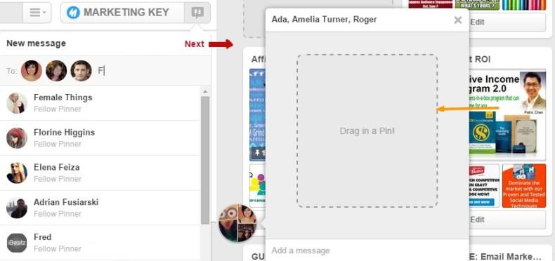 Pinterest engagement happen