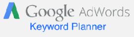 Google Keyword Planner tools