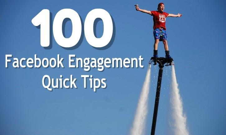 Fcaebook engagement