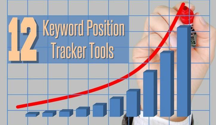 Free keyword position tracker tools