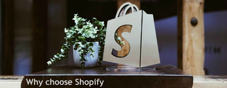 Why choose Shopify