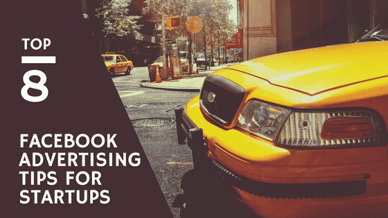 facebook tips for startups