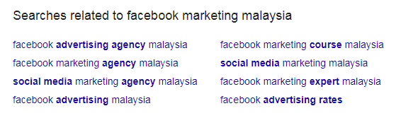facebook marketing malaysia agency