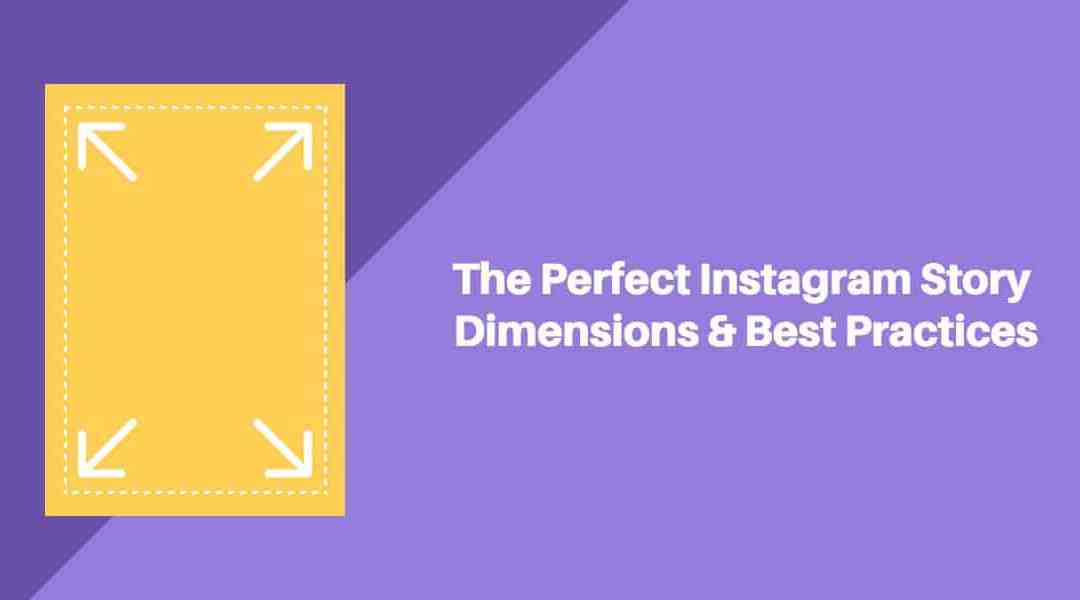 What Is Instagram Story Dimension And Aspect Ratio?
