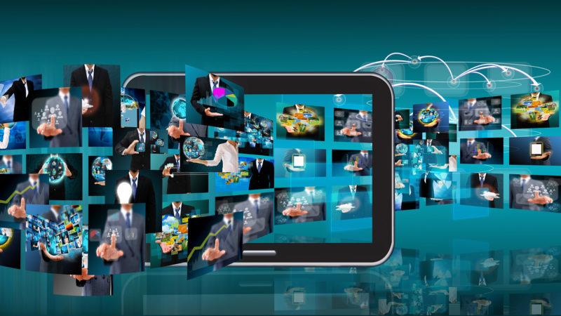 Europe digital media market research