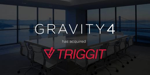 graivity4 buys triggit facebook dmp