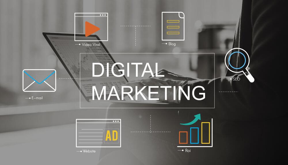 4 Best Professional Work From Home Jobs Digital Marketing