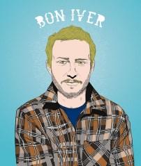 Bon Iver.
